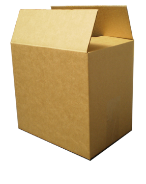 BROWN Print Shop & Stationery Boxes